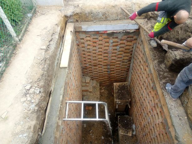 копаем траншеи, ямы, выгребные ямы, фундаменты
