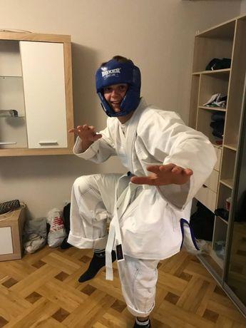 Кимоно комплект куртка и штаны, для джиу-джитсу/самбо/борьбы