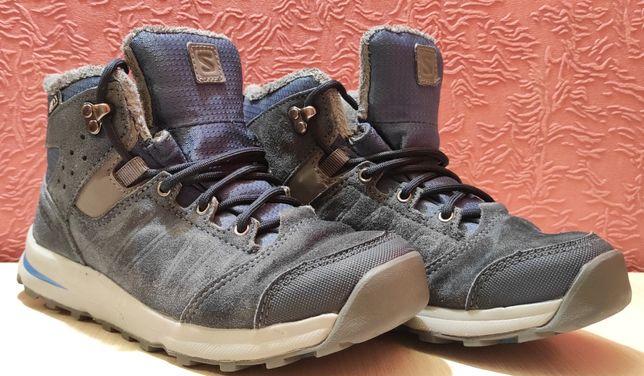 Детские зимние ботинки Salomon