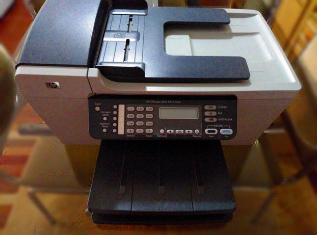 Impressora HP Officejet 5600 All-in-One série