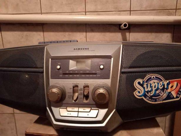 Odtwarzacz muzyki i radio