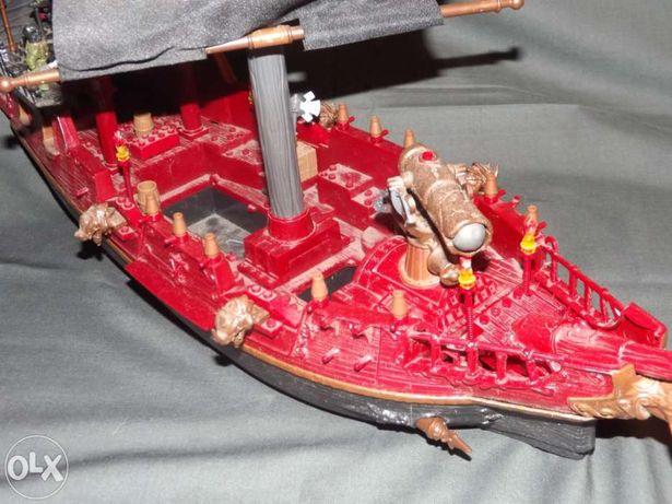 Navio em lego/Fyreskiff Warship