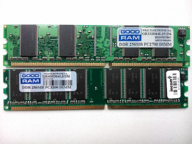 Pamięć RAM DDR GooDRAM 2x256MB