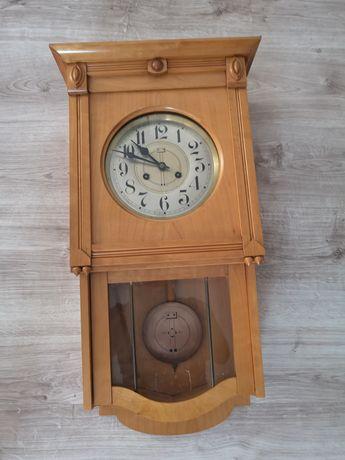 stary zabytkowy Zegar ścienny wiszący Junghans