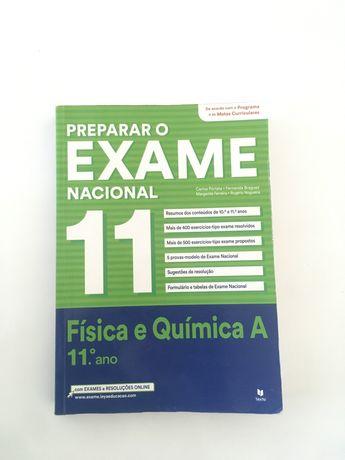 Manual Exame Física e Química A