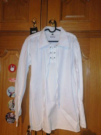 Camisa Medieval Homem Tamanho M