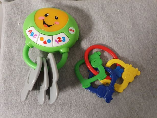 Fisher price swieci i mowi