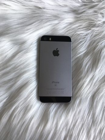 Iphone SE space grey 32 GB