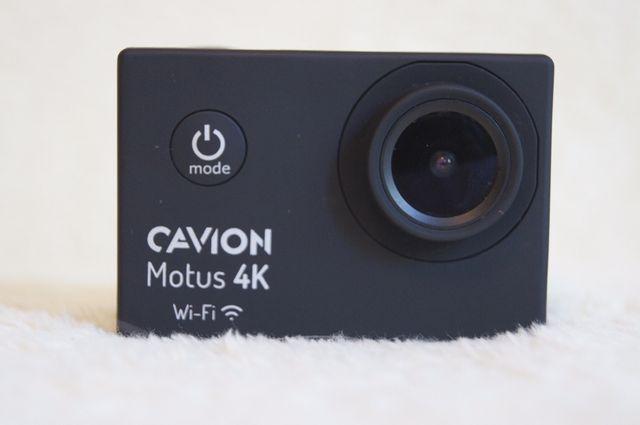 Kamera Sportowa Cavion 4K + Karta pamięci