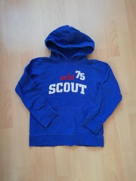 Bluza Scout z kapturem