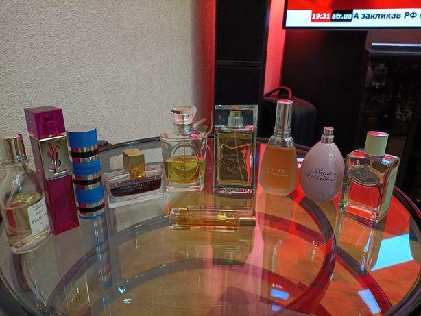 Коллекция винтажных парфюмов, только оригинал