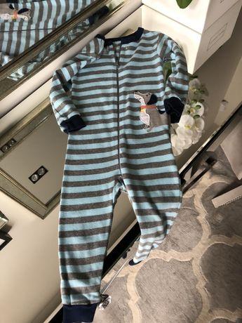 Carters rampers, piżamka unisex 18 M 80 cm
