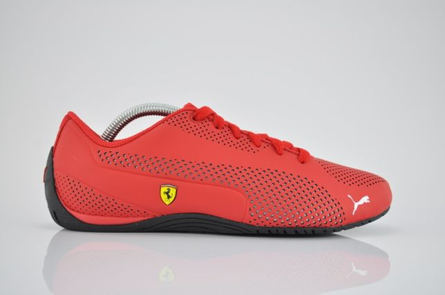 "Puma Ferrari SF Drift Cat 5 Ultra ""Red"" 40 nowe czerwone PURRFECT"