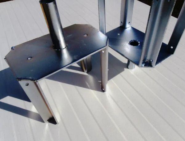 Cabeçotes Metálicos / Ferros / Zincados - Novos e Usados