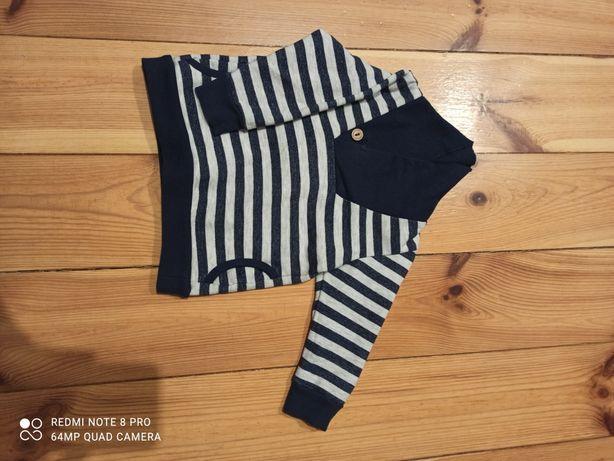 Sweterek dla chlopca H&M 80