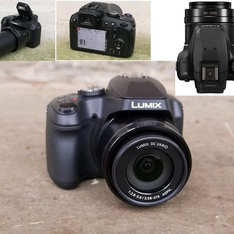 Maquina fotográfica zoom ótico 60x
