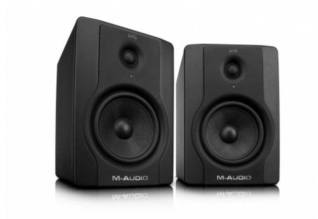 Monitory studyjne M-Audio bx5 b2 Para stan idealny.