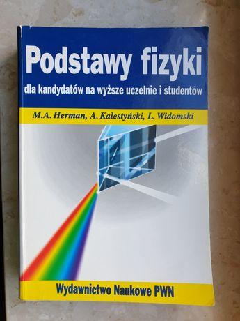 Podstawy fizyki Herman, Kalestyński, Widomski
