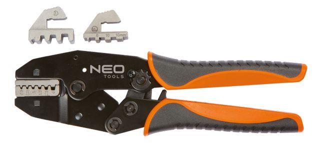 Szczypce do zaciskania końcówek tulejkowych 0,5-16mm NEO 01-506.Tanio!