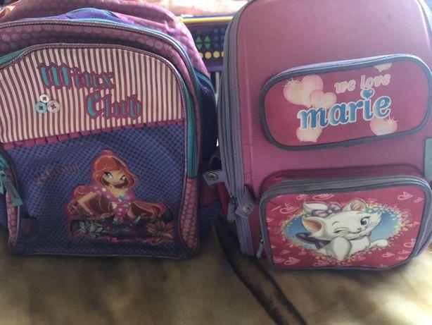Ранец, рюкзак, рюкзак 2шт-150 грн, рюкзаки