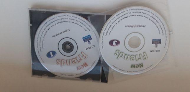 CD do podręcznika New Friends