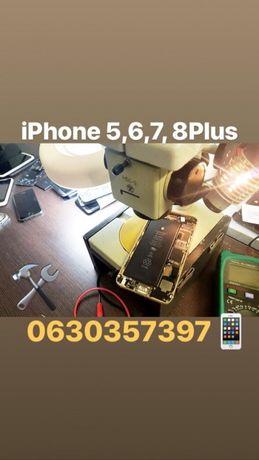 Восстановление iPhone iPad ремонт плат 11Pro XS Max XR XS X 8 7 Plus 6