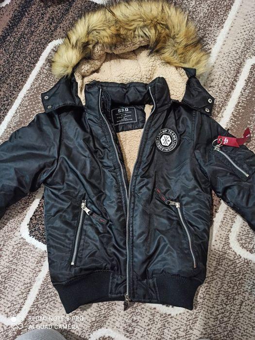 Куртка зимняя на мальчика Николаев - изображение 1