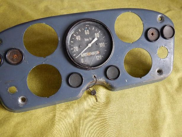 ГАЗ 53 приборная панель газон СССР