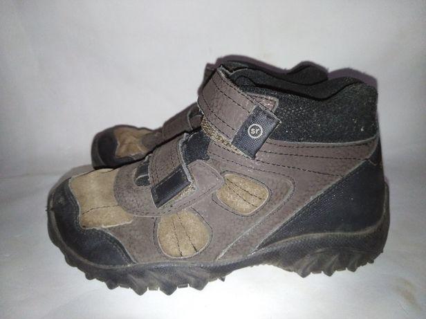 Ботинки stride rite 30.5, стелька 19 см