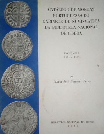 Catálogo de Moedas Portuguesas do Gabinete de Numismática da Bibliotec