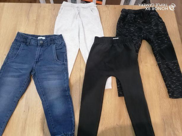 Ubranka dla chłopca rozmiar 104 Reserved, H&M, Sinsay, Pepco.