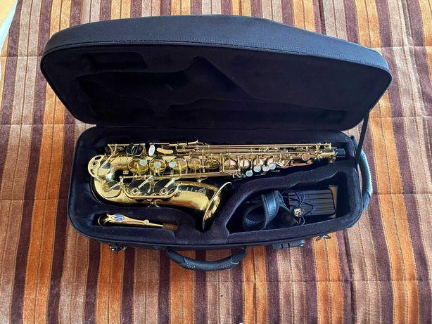 Saxofone Alto Selmer SIII