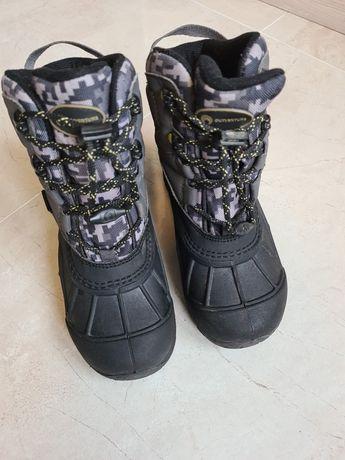 Термо ботинки для мальчика 30 размер