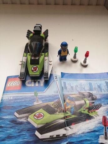 Lego 60114 motorówka