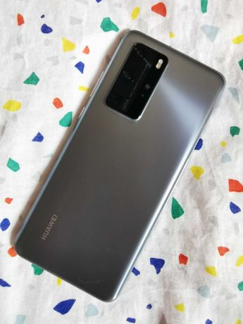 Huawei P40 PRO 256GB srebrny, GWARANCJA