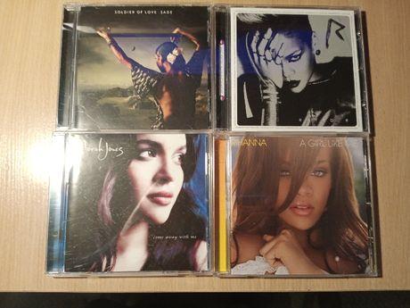 Norah Jones i inne płyty CD