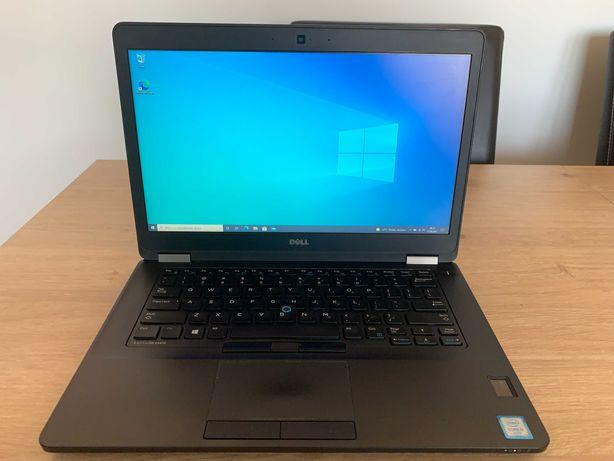 Laptop Dell E5470 Intel i5-6300U 8GB RAM 128GB SSD Windows 10 PRO