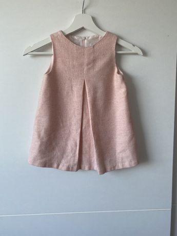 Sukienka twedowa  98 92