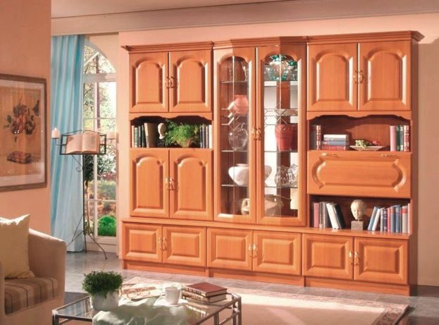 Meble stylowe drewniane fronty