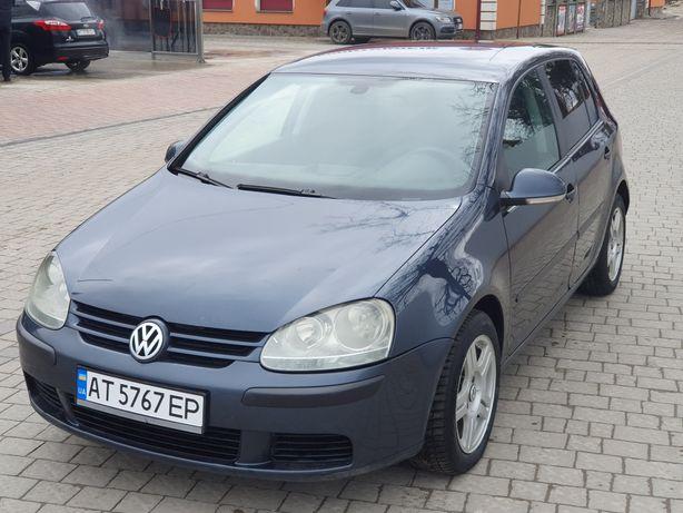 Volkswagen golf 5 1.9дизель 2004 в хорошому стані (гольф 5)