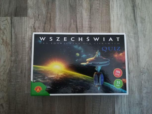 Wszechświat - Gra Edukacyjna Dla Ciekawych