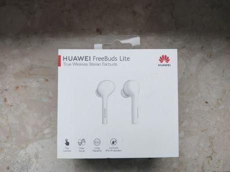 Sluchawki bezprzewodowe Huawei free buds lite