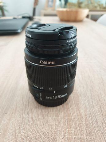 Objetiva Canon EF-S 18-55mm
