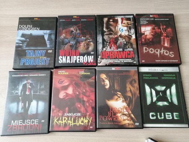 Filmy na DVD - akcja horror trailer