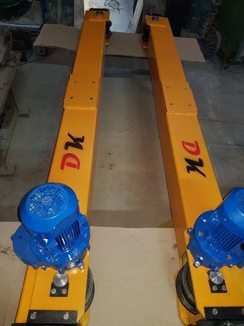 Концевые балки опорные, тележки, привод кран балки 1,2,3,5 тн.