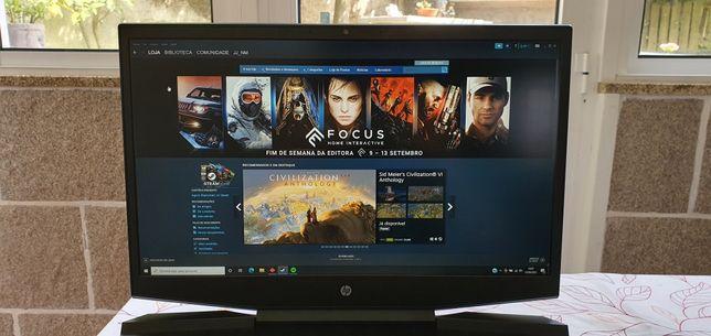 HP Gaming 17' Intel i7 RTX2060 16Gb DDR4 512Gb SSD M.2