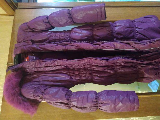 Зимняя куртка (пальто) для девочки кико