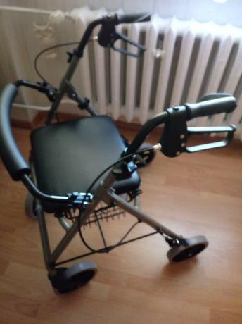 Chodzik i wózek inwalidzki