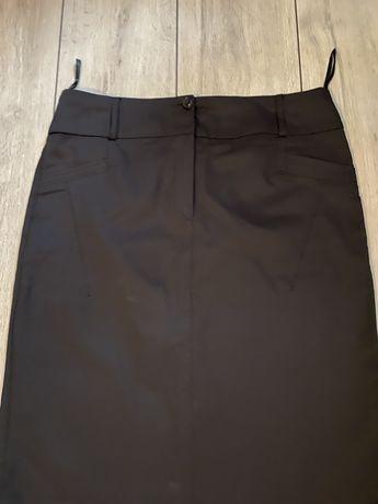 Spódnica ołówkowa Rozmiar L czarna elegancka