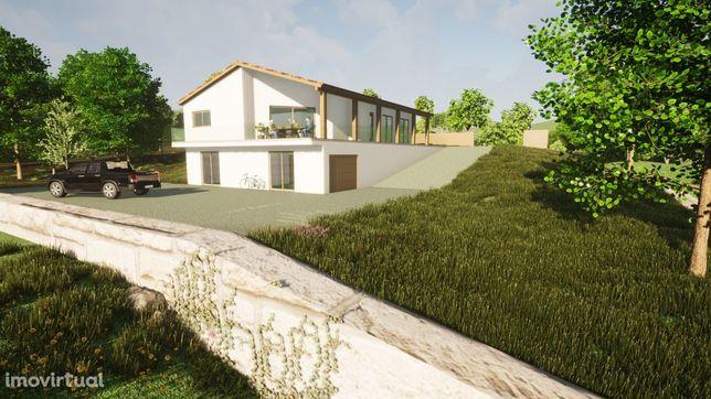 Terreno para construção com projeto aprovado - Alfeizerão, Alcobaça